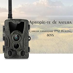 camera de vanatoare PNI Hunting 805S