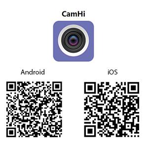 Camera supraveghere video PNI House IP55 5MP