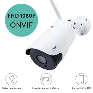 Telecamera di videosorveglianza PNI House IP52 2MP