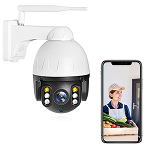 Camera supraveghere video PNI SafeHome PTZ382