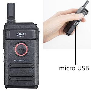 PNI PMR R10 PRO hordozható rádióállomás