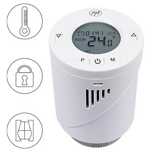 Intelligens PNI CT25T termosztatikus fej radiátorhoz