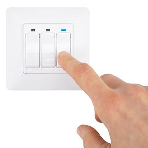 Interruttore intelligente triplo PNI SmartHome WS323