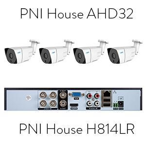 DVR / NVR PNI House H814LR