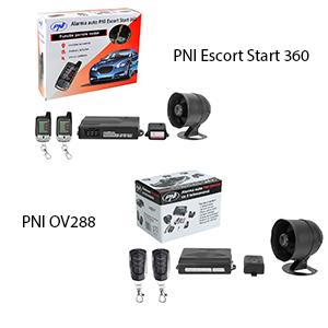 Allarme PNI, Auto, Sensore a ultrasuoni, Volumetrico