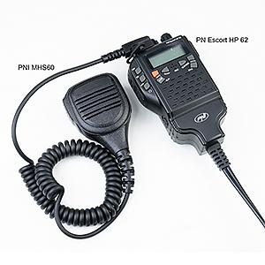 Microfon cu difuzor PNI MHS60 cu 2 pini tip PNI-M