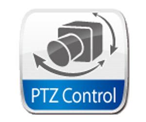 8.PTZ800 PTZ-Control