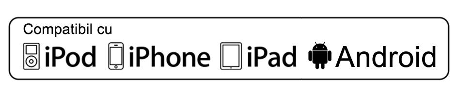 Difuzor bluetooth Albrecht MAX-twist - campatibil iPhone, iPad, iPad, Android