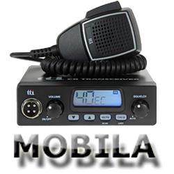 Statie radio CB TTi TCB-550 Mobila