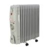 Calorifer electric cu ulei PNI Turbo Heat 2900W 13 elementi 3 trepte de putere Ventilatie Timer Termostat