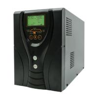 UPS SilverCloud 850VA cu ecran LCD sinusoida pura pentru centrale termice