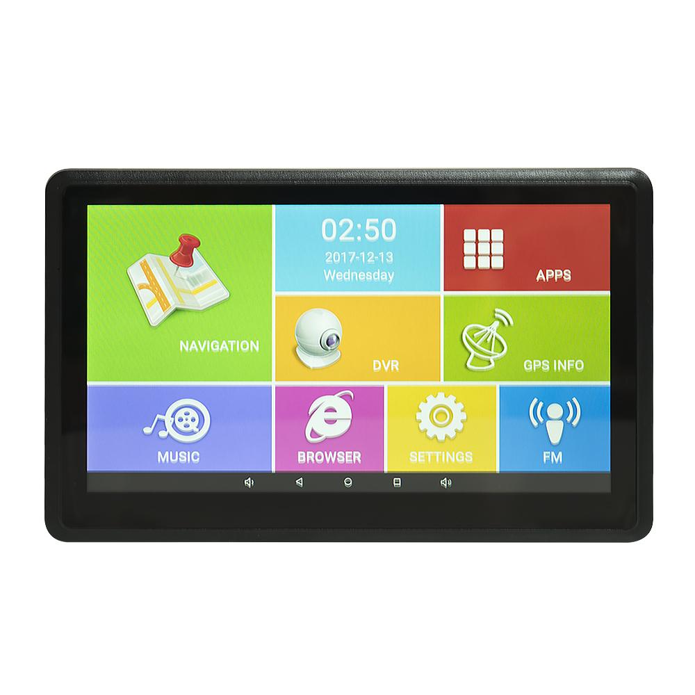 Sistem de navigatie GPS PNI D766 ecran 7 inch Android 6.0 cu Dvr Auto