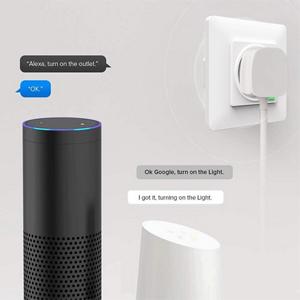 sincronizare cu Amazon Alexa si Google Home